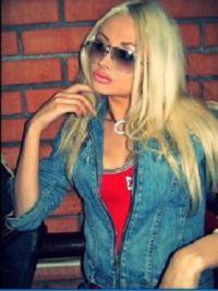 Dziewczyna Yvette Ciechanowiec